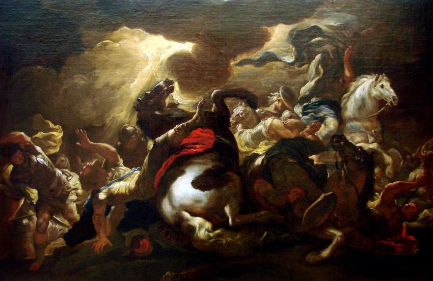 """De la conversión en religión estatal a la """"solución final"""" del problema judío (I): La ejecución del primer disidente (I): El cristianismo llega a España"""