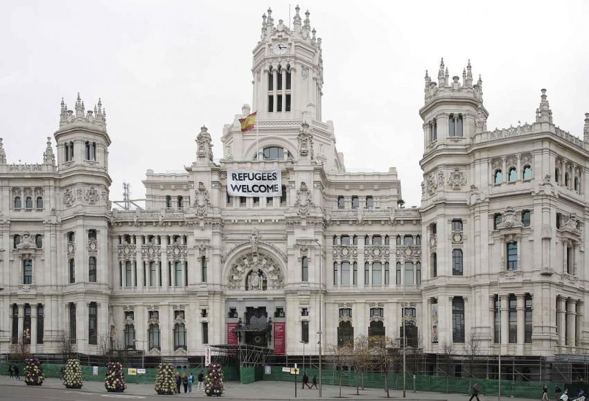 ¡Adiós, Madrid!