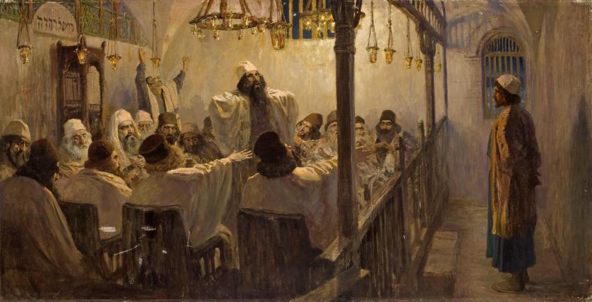 Jesús, el judío (XLVII)