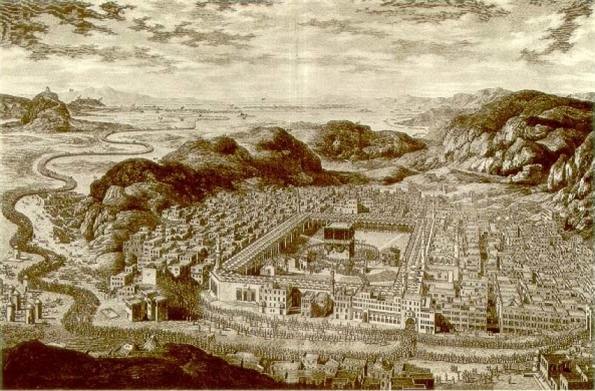 VIII.- Infancia, adolescencia y juventud (I): Infancia y orfandad (I): ¿Es la Meca actual la de Mahoma?