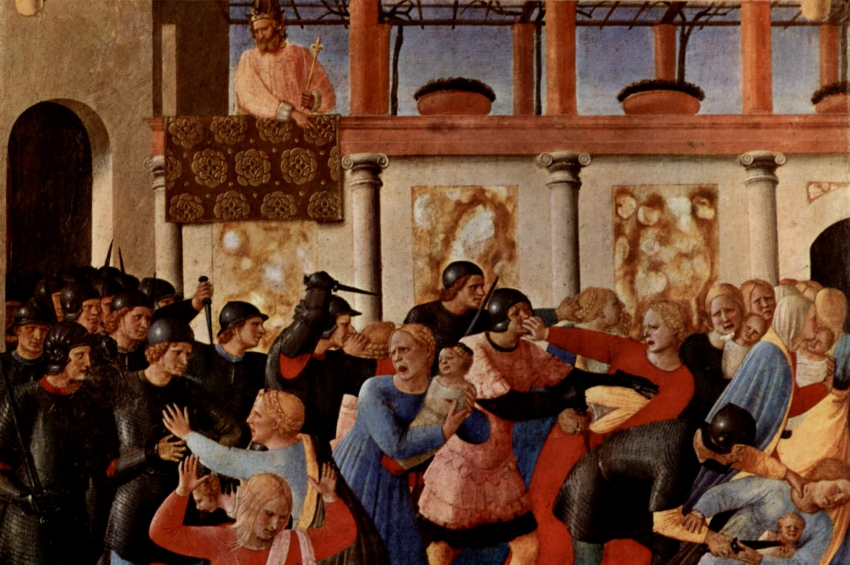 Lucas, un evangelio universal (VII): El contexto (3: 1-2)