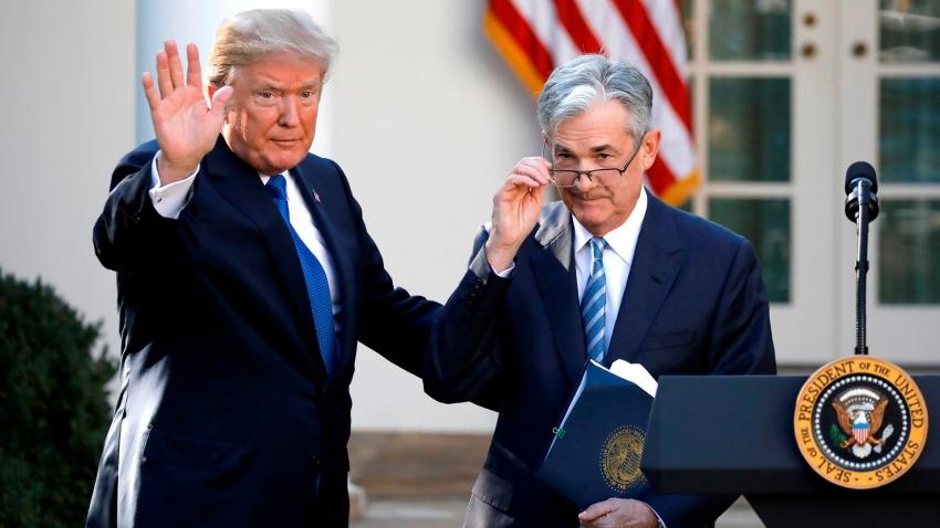 Despegamos: El coronavirus aplaza la guerra de la Reserva Federal contra Trump - 20/02/20