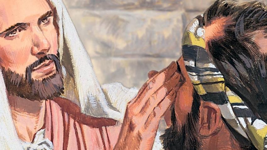 Marcos, un evangelio para los gentiles (XIII):  8: 22-9:13