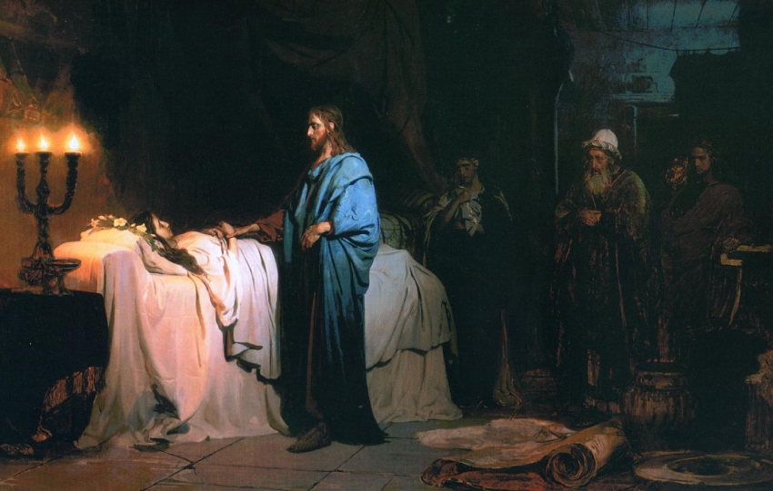 Lucas, un evangelio universal (XXIII): Jesús domina la enfermedad y la muerte (8: 40-56)