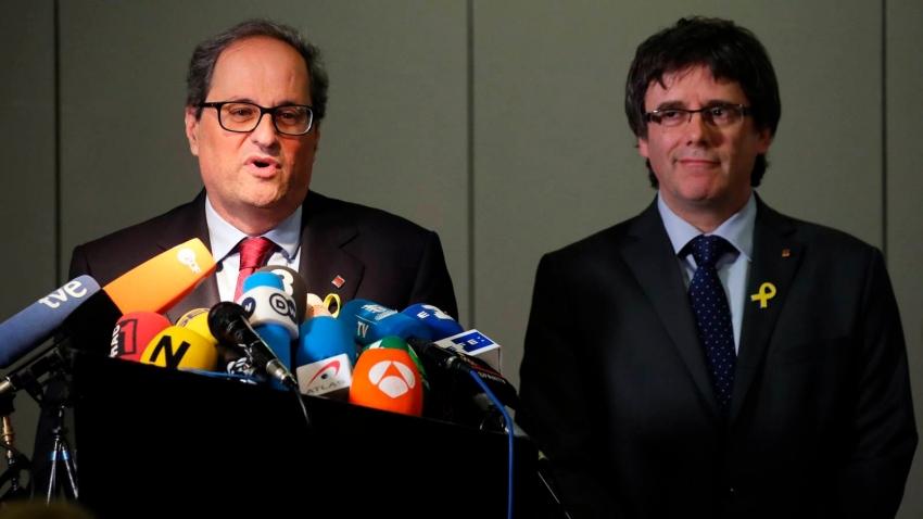 Editorial: Los golpistas catalanes quieren robarnos otra vez - 08/02/19