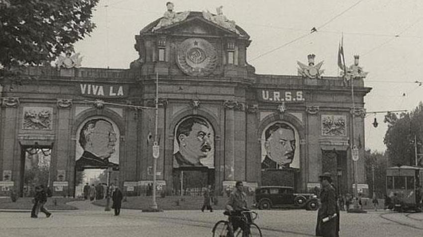 URSS-España: la huella soviética
