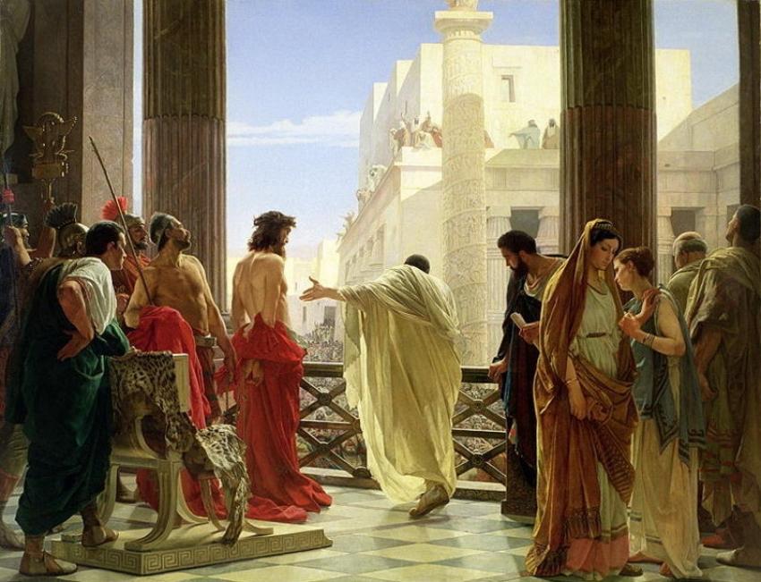 Jesús, el judío (XLVIII)