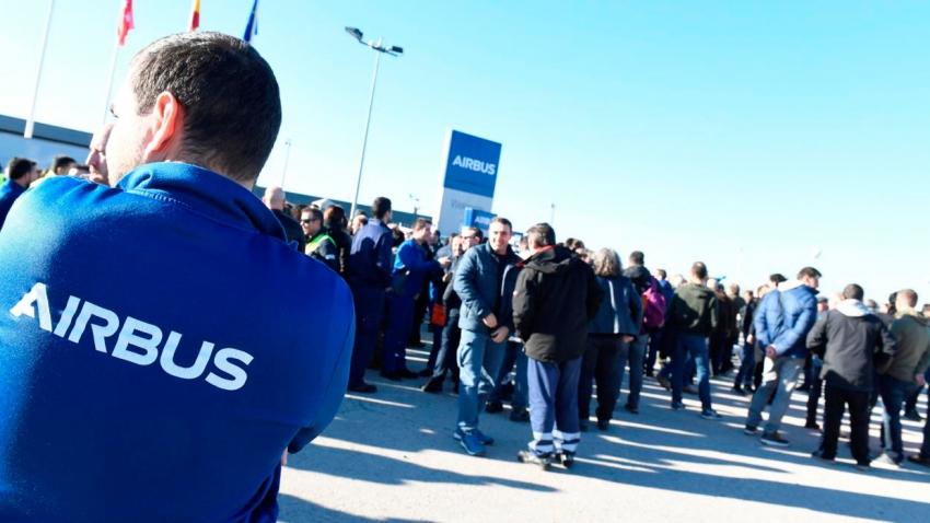 Editorial: Airbus castiga a España - 21/02/20