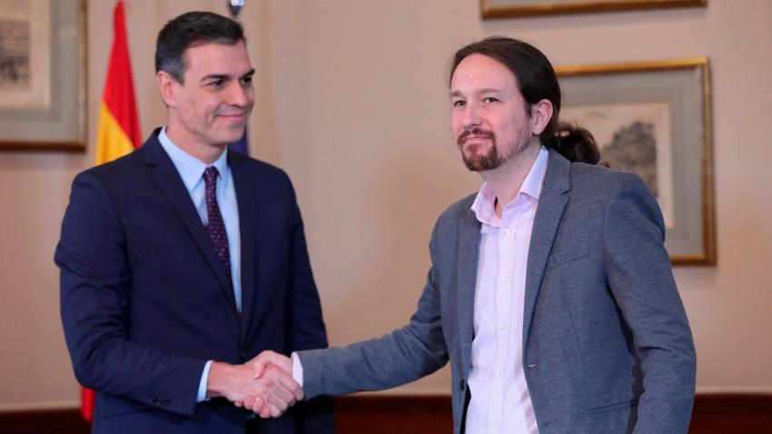 Despegamos: Iglesias y Sánchez acercan la recesión: despidos masivos en el horizonte - 15/11/19