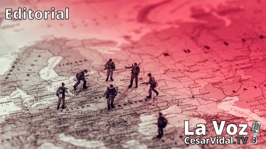 Editorial: Biden, Putin y el complejo militar-industrial - 17/06/21