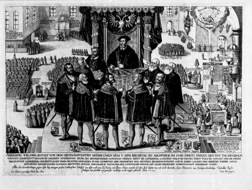 XLVII.- La España de la contrarreforma (IV): La aventura imperial de Carlos V (IV): El fracaso de la empresa imperial de Carlos V (IV)