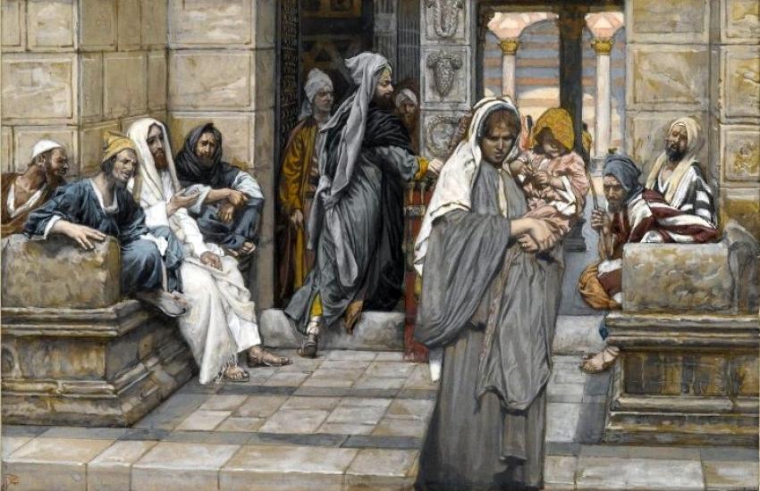 Lucas, un evangelio universal (LII): (21: 1-24): la destrucción de Jerusalén y del templo (I)