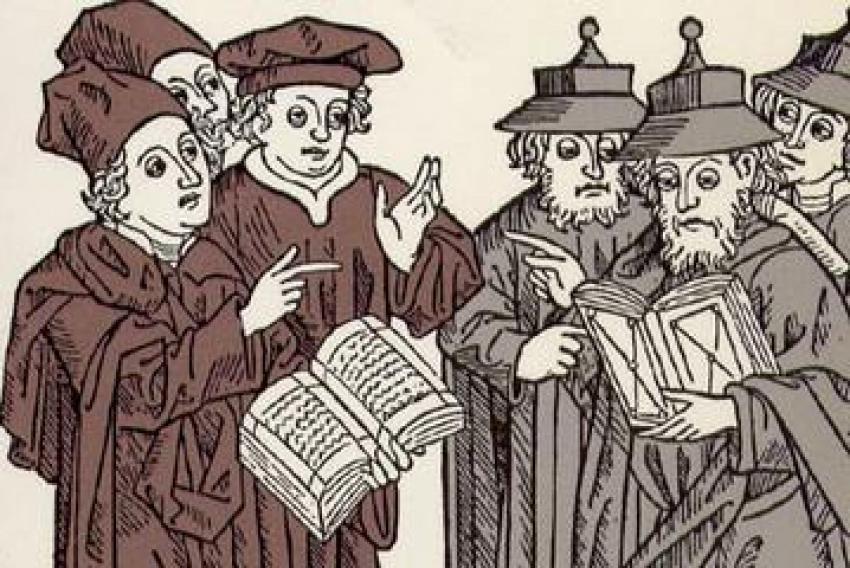 XXXIII.- El nuevo problema converso (I): de la separación de los conversos a la Disputa de Tortosa