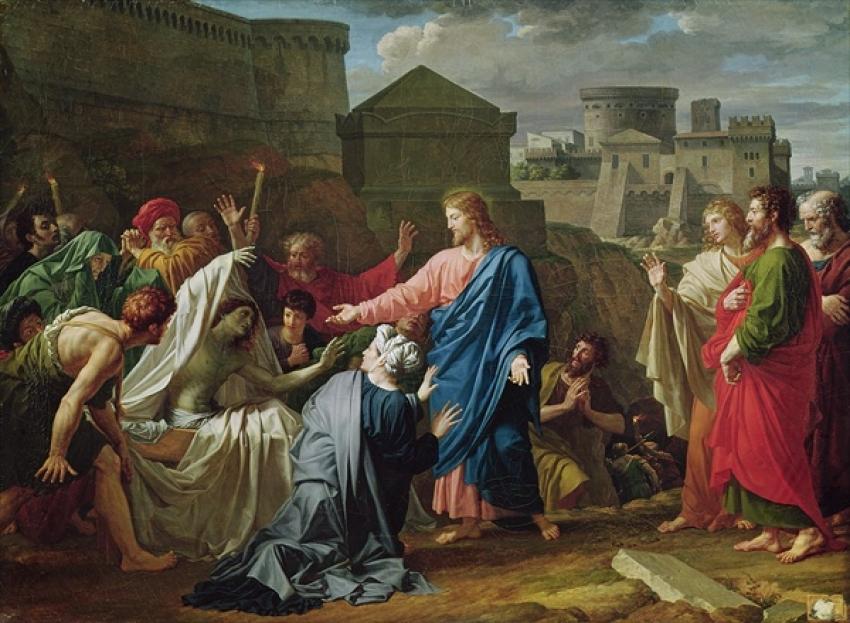 Lucas, un evangelio universal (XIX): El que no se escandalice… (7: 11-35)