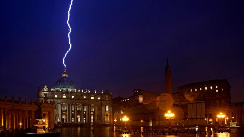 Despegamos: Vaticano S.A. – Las finanzas secretas de la Iglesia Católica - 08/11/19