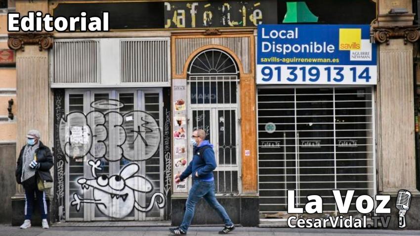 Editorial: La inversión extranjera se desploma en España - 15/07/21