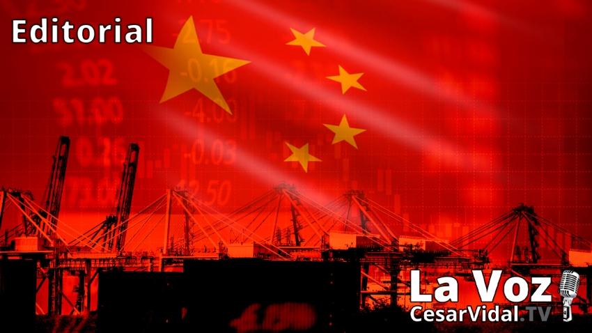 Editorial: China a la conquista de Oriente Medio - 13/05/21