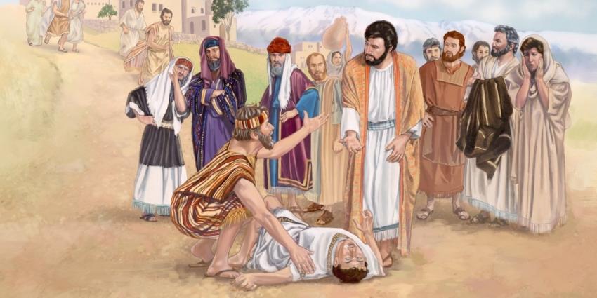 Mateo, el evangelio judío (XXVIII):  (17:14-18:9)