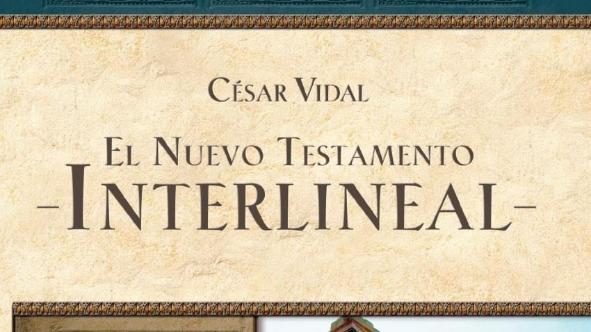 EL NUEVO TESTAMENTO INTERLINEAL