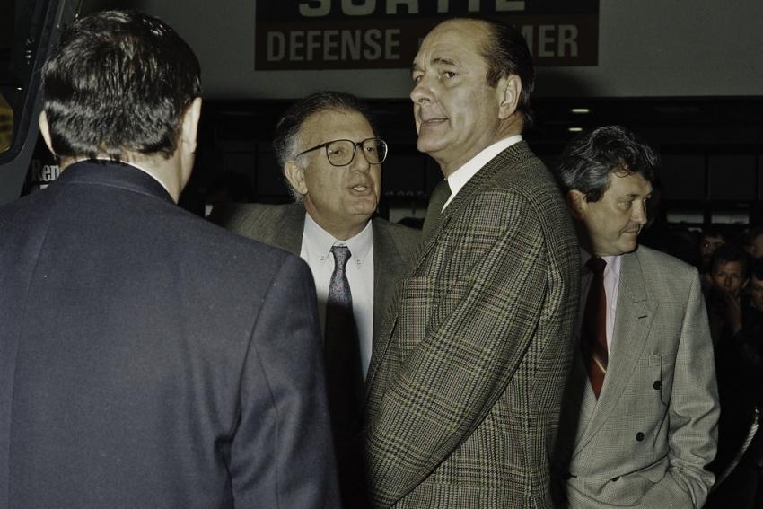 Chirac: imperio y corrupción