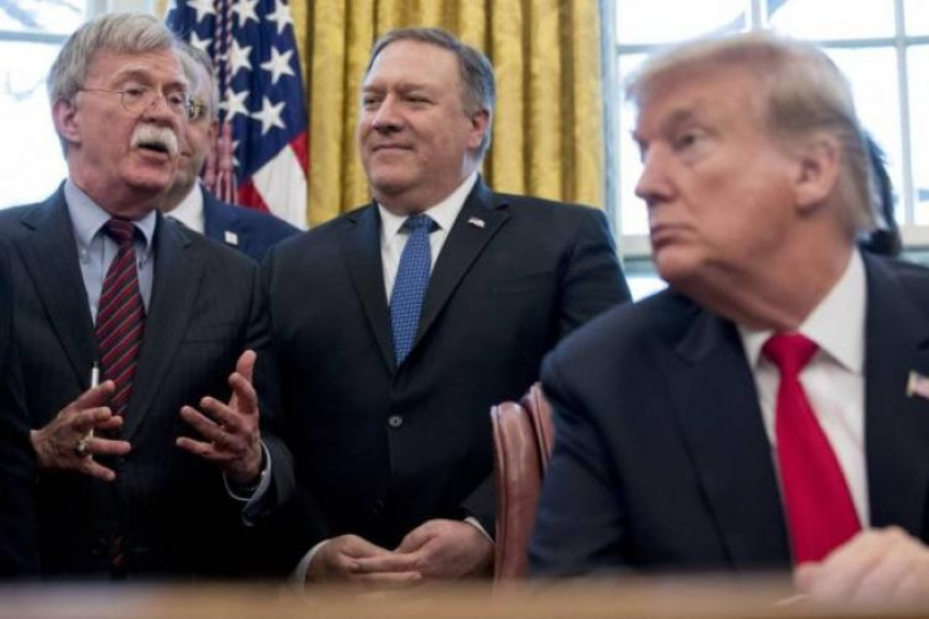 Tensión con Irán