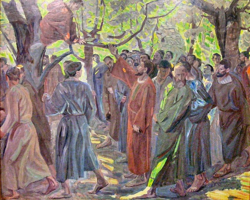 Lucas, un evangelio universal (XLVII): (18: 35-19: 10): Jesús escucha
