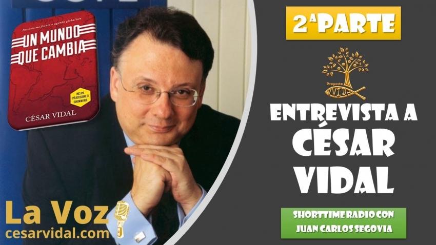 Conociendo a César Vidal (II)