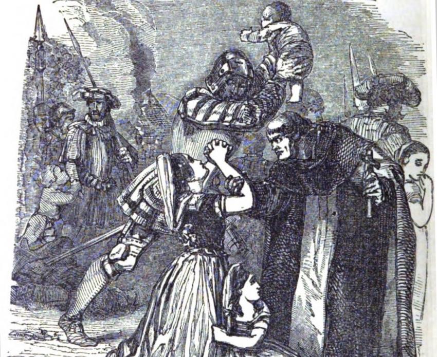 XXVI.- El genocidio contra los disidentes: cátaros y valdenses (IV):  El genocidio de los valdenses (II)