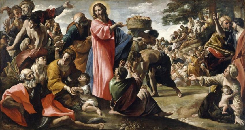 Marcos, un evangelio para los gentiles (XI):  6: 33-44