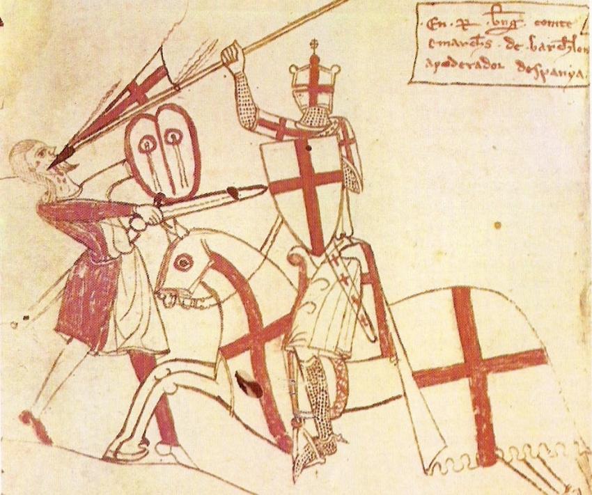 XX.- El judío como archienemigo (V):  La Corona de Aragón entre la tolerancia y la intransigencia