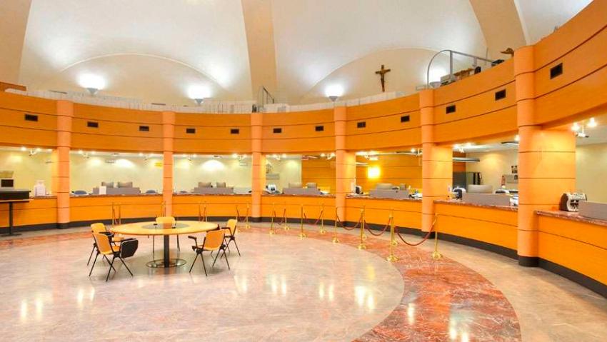 Editorial: El Banco Vaticano lava más blanco - 18/01/19