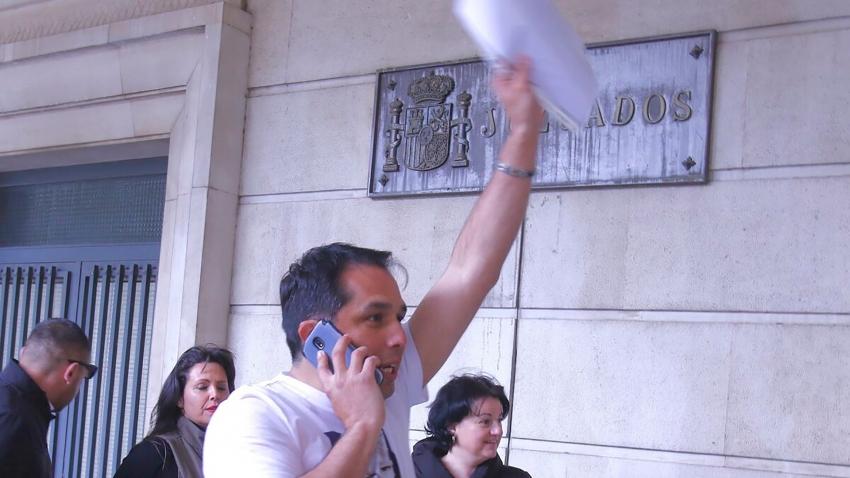 Editorial: España, donde se castiga a los que descubren a los delincuentes - 19/05/20