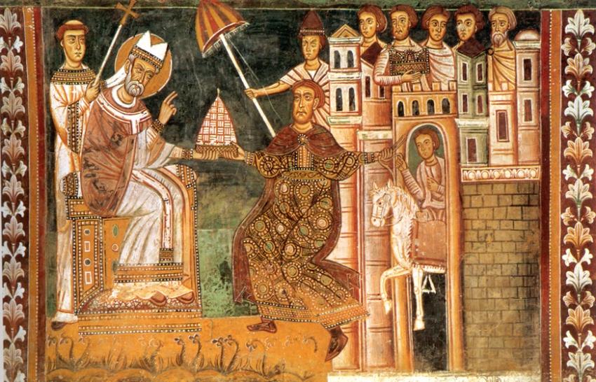 XIII.- De religión sometida a religión sometedora (VI): Recuperación y fraudes píos (I): la Donatio Constantini