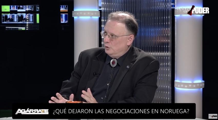 En Agárrate: de nuevo Venezuela
