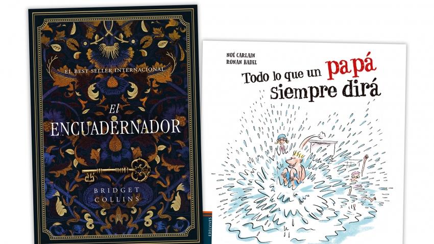 """La Biblioteca: """"El encuadernador"""" y """"Todo lo que un papá siempre dirá"""" - 26/03/20"""