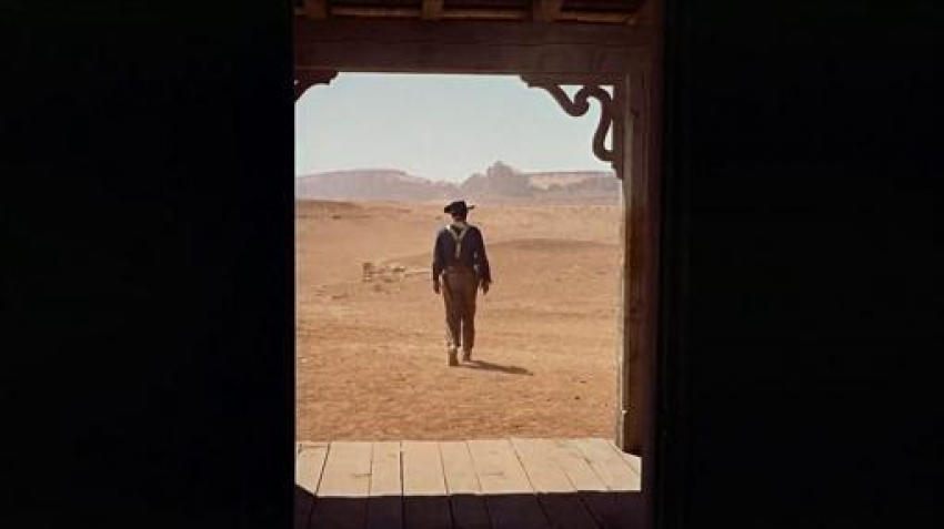 The Searchers (Centauros del desierto)
