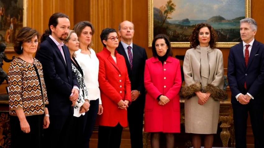 Despegamos: La agenda colectivista del Gobierno socialcomunista español: paro, pensiones y deuda - 13/01/20