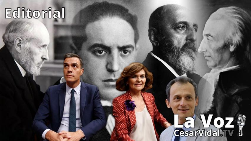 Editorial: El gobierno socialcomunista español impone la cultura de la cancelación - 15/06/21