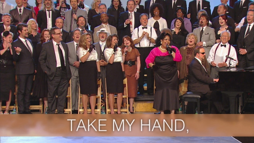 Take My Hand Precious Lord