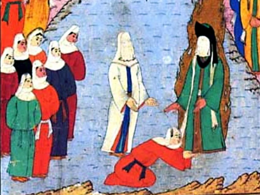 XXIII.- El inicio de la predicación en la Meca (IX):  El segundo período mecano (615-619) (VI): El año del dolor: muerte de Jadiya y matrimonio con Aisha