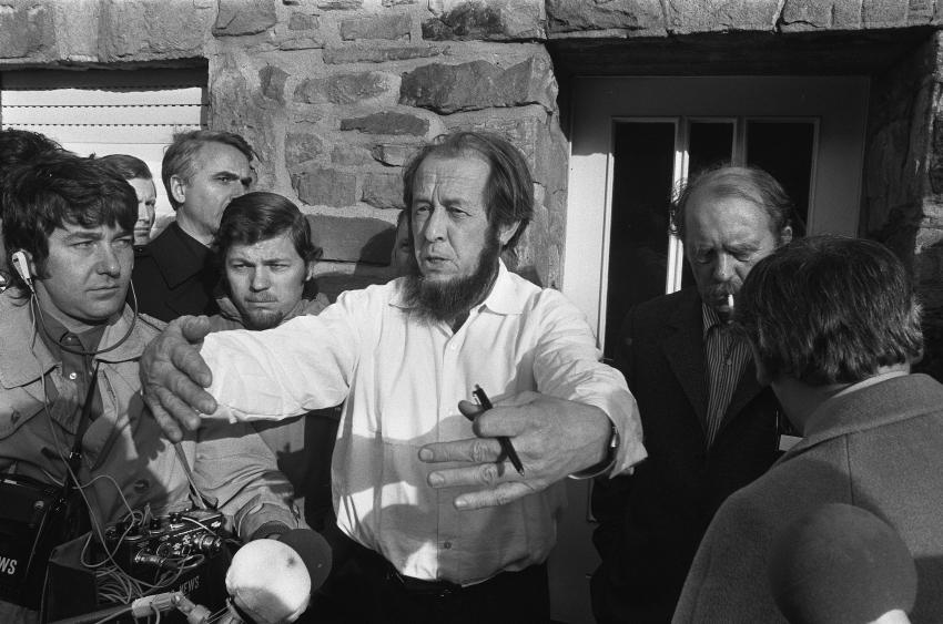 Cien años de Solzhenitsyn