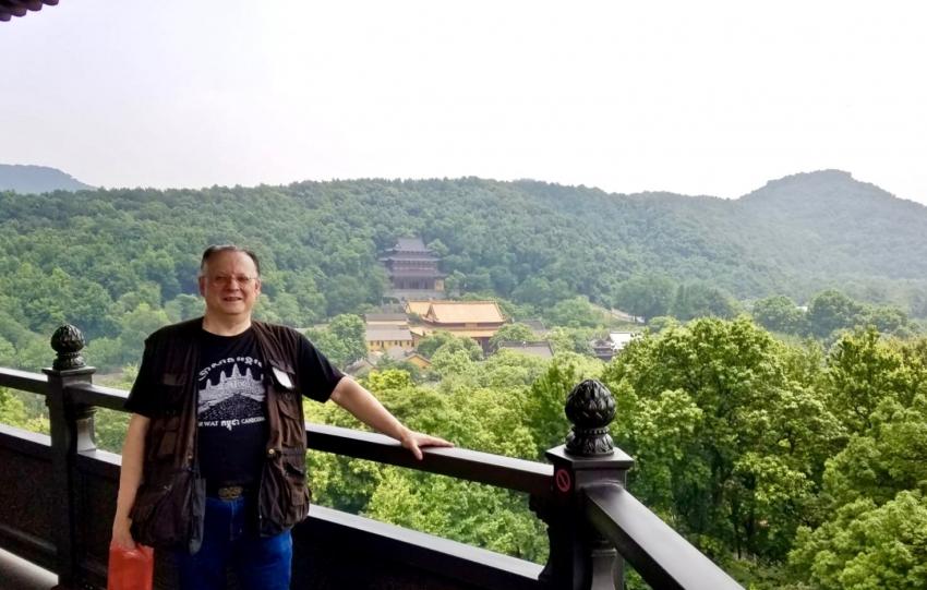 Adiós Nanjing, Adiós China (II): Hangzhou (I)