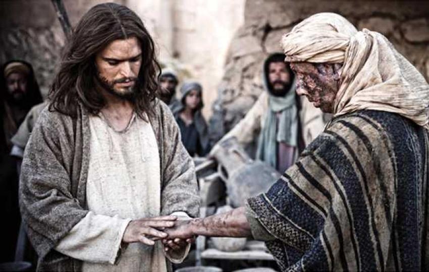 Marcos, un evangelio para los gentiles (IV):  1: 40- 2: 17