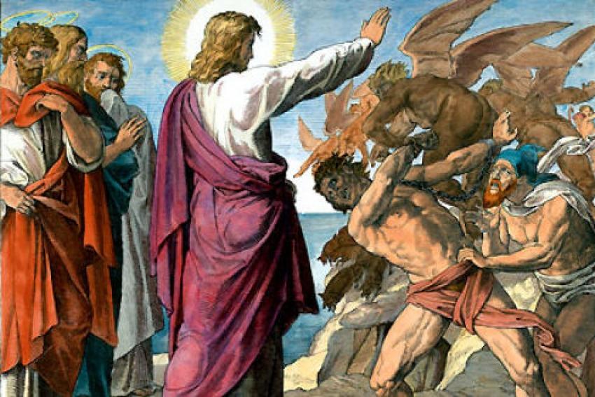 Lucas, un evangelio universal (XXVI): La casa dividida (II): (11: 14-23)