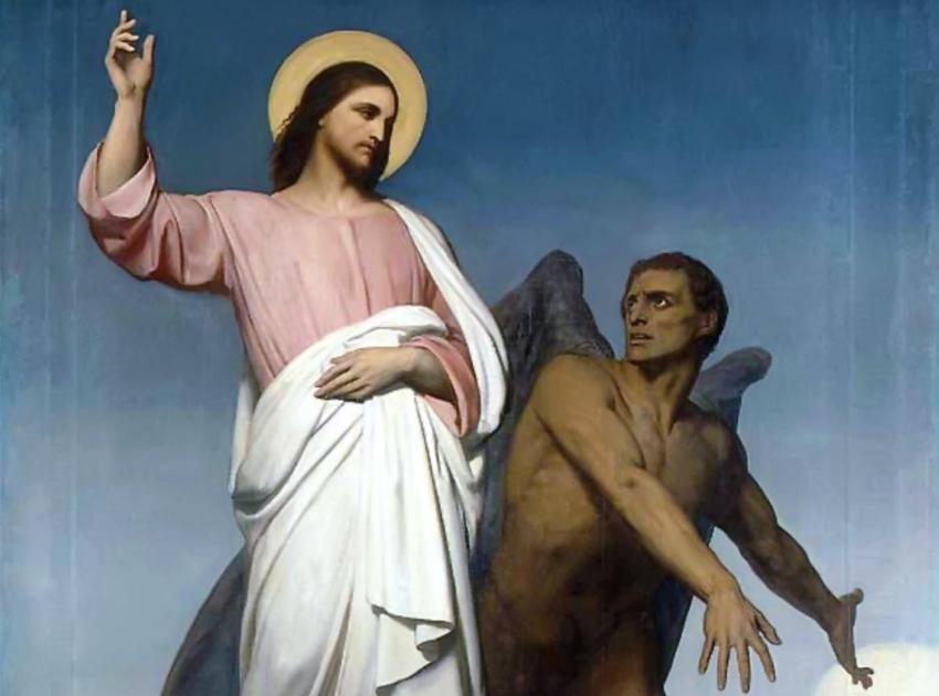 Lucas, un evangelio universal (XI): Las tentaciones (II): (4: 6-8)