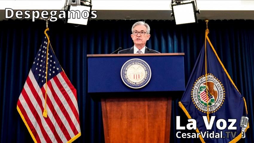 Despegamos: La FED subirá los tipos de interés, la UE aplaude a Sánchez y llega el pago en autovías - 17/06/21
