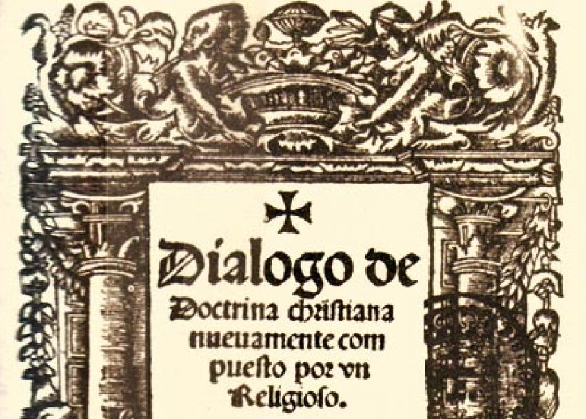Lean a Juan de Valdés (I)