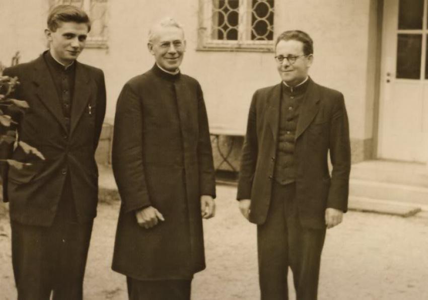 Teología contemporánea: Teología para después de una guerra mundial (II): La teología católica tras el Vaticano (II): Los teólogos del concilio