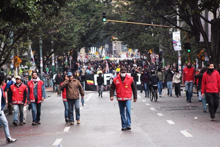 ¿Qué pasa en Colombia?