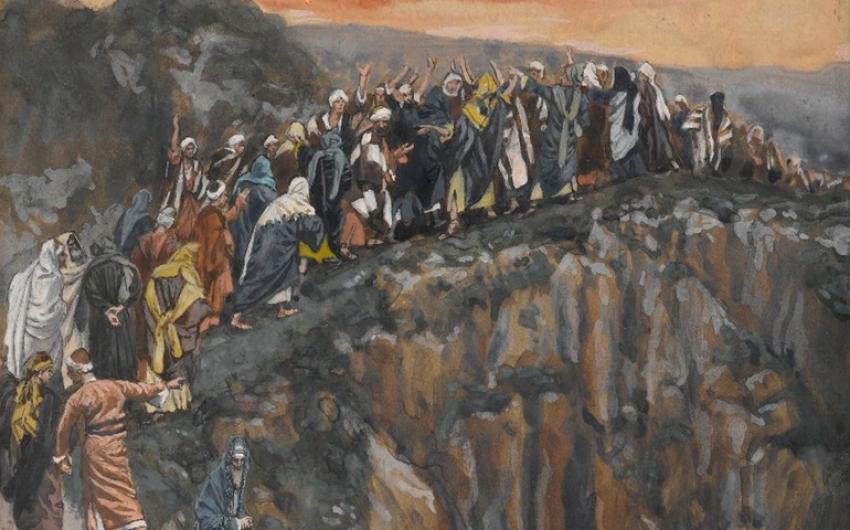 Lucas, un evangelio universal (XIII): Rechazo de los paisanos (4: 14-30)